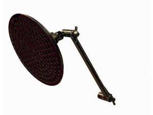 Kingston Brass K136K5 Kingston Brass K136K5 Shower Head with Adjustable Shower Arm , Oil Rubbed Bronze