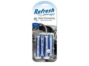 American Covers 09588 Odor Eliminating Auto Vent Stick Air Freshener New Car