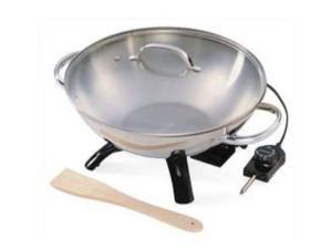 National Presto Industries 05900 Stainless Steel Electric Wok