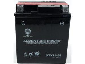 Universal Power UTX7L-BS Dry Charge AGM 12 Volt Battery