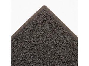 Dirt Stop Scraper Mat Polypropylene 48 x 72 Chestnut Brown