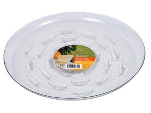 Plastec Products 14in. Super Saucer  SS014 - Pack of 12