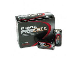 Duracell PC1300 Procell Alkaline Battery  D  12/box