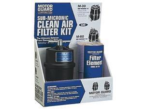 Motorguard 396-M-26-KIT Sub-Micronic Compressed Air Filter|Clean Air Filter Kit 1-4Npt