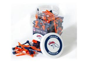 Team Golf 30851 Denver Broncos 175 Tee Jar