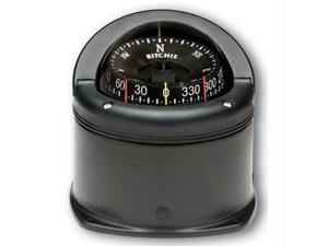 "Ritchie Compass HD-745 3-3/4"" Flat Dial Helmsman Compass"