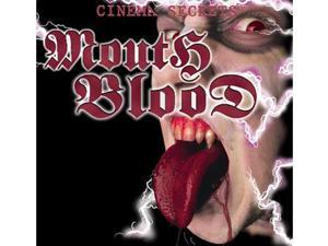 Costumes For All Occasions DE13 Mouth Blood