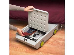 Early Childhood Resource ELR-20400 Lock and Roll Portable Personal Safe