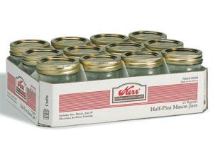 Hearthmark Pint Regular Mouth Canning Jars  00503
