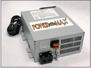PowerMax PM3-75 75 Amp 12V Power Supply