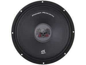 POWER ACOUSTIK PRO.654 PRO MID RANGE SPEAKERS - 6.5 in. - 170W- 4_ -