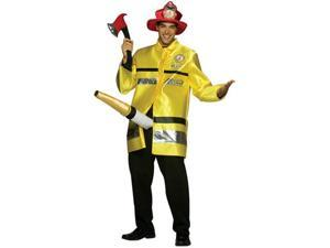 Costumes For All Occasions GC6058 The Fire Extinguisher