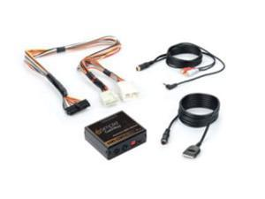 PAC - Territory Restricted - ISHD571 iPod-iPhone and Auxiliary Audio Input Interface - Honda- Acura