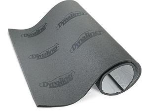 Dynamat 11102 DynaLiner Sound Absorber - One 32 x 54 x 1 / 4 Sheet 12 sq.ft. Total