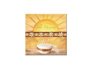McGowan TT00586 Tuftop Coffee Time Trivet