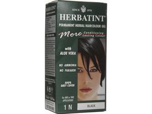 Herbatint 72399 4oz Black 1N Hair Color