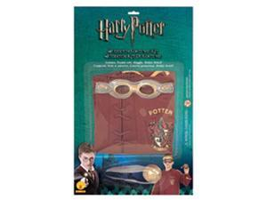 Rubies Costume Co 33045 Harry Potter & The Half-Blood Prince Quidditch Kit Size Standard One-Size