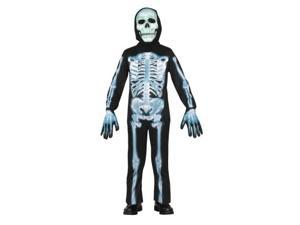 Seasons 196543 X-Ray Skeleton Child Costume Size: Small (5-7)