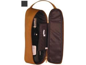 David King & Co 432B Travel Wine Carrier- Black