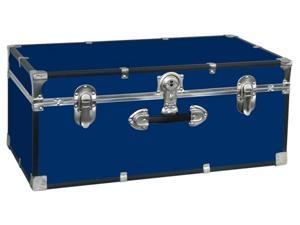 Seward Trunk 5120-40 Collegiate 30 in. Footlocker Trunk - Blue