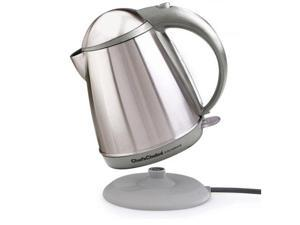 Chefs Choice 6770004 Cordless Electric Kettle - Stainless Steel Grey