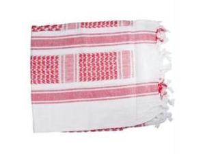Proforce Shemagh Scarf Red and White