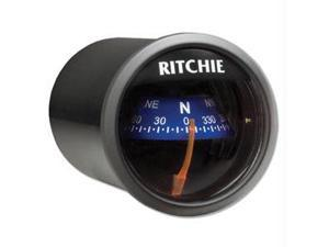 "Ritchie Compass X-21BU 2"" Navigation X-21bu Dash Mount Compass - Blue"