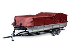 Eevelle WAMP2528R Wake Monsoon Series Pontoon Cover - Runner Red