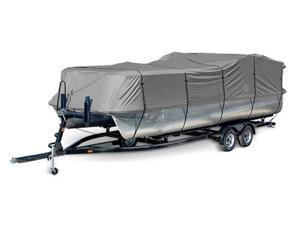 Eevelle WAMP1720G Wake Monsoon Series Pontoon Cover - Stealth Grey