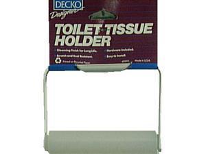 Decko White BasicsToilet Tissue Holder  48890