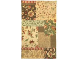 Homefires PP-HF004C 3 X 5 Scarborough Fair Rug
