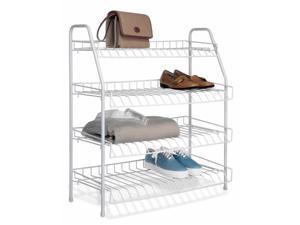 Whitmor Mfg. 4 Tier Closet Shelves  6023-211