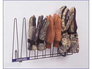 Horizon Manufacturing 2054-STNLS Glove Rack - Stainless Steel