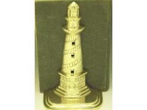 Mayer Mill Brass - LBH-1 - Lighthouse Book Ends - Pair