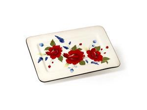 Pfaltzgraff 5091938 scarlett Rectangular Platter