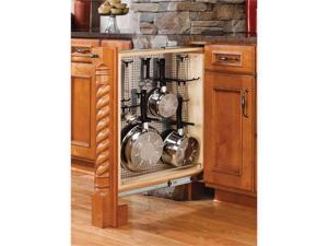 Rev-A-Shelf RS434.BF.3SS 3 in. Base Fillers with Steel Panels