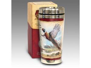 American Expediton STMG-126 Pheasant 16-oz. Steel Travel Mug