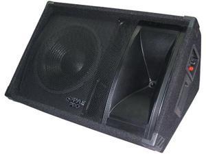 PylePro PASC15 800 Watt 15 in. Two-Way Stage Monitor Speaker System