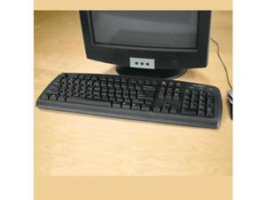 Kensington K64338 USB PS2 Keyboard Comfort Type