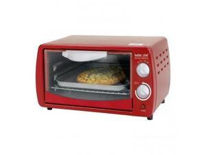 Better Chef IM-268R Classic Red 9-liter Toaster Oven