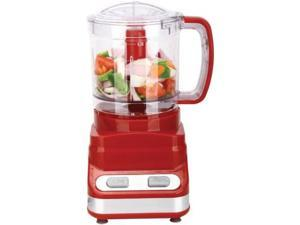 Brentwood Appliances FP-548 Food Processor 3 Cups - 24oz. - Red