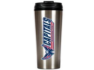 Great American Products Tts016-14 16Oz Stainless Steel Travel Tumbler- Nhl Capitals