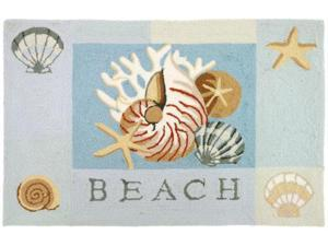 Homefires PY-JB051 Key West Nautilus Rug