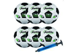 Franklin Sports 19383 S3 Comp 100 Team Pack-6- Pump