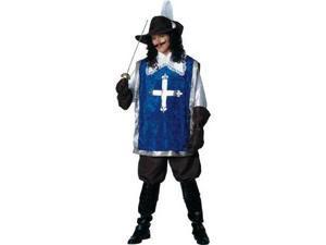 Franco American Novelty 49351 Musketeer Costume - Standard