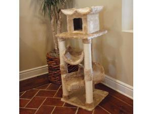 Majestic Pet MP-8044 Majestic 47 Inch Casita Cat Tree