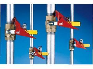 """1/4"""" To 1"""" Ball Valve Lockout"""