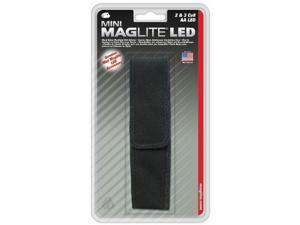 Mag Maglite Mini AA Black Nylon Holster