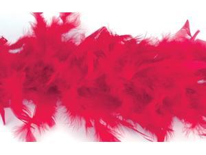 Zucker Feather Products SF40-R Chandelle Feather Boa  - 72 Inch