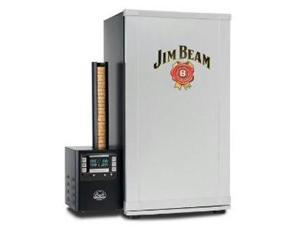 Bradley Smoker BTDS76JB Jim Beam 4 Rack Digital Smoker